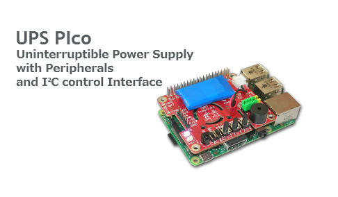 UPS PIco (Uninterruptible Power Supply for Raspberry Pi)